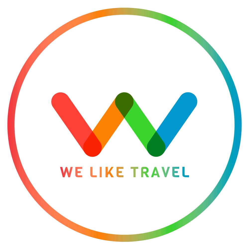 logo we like travel